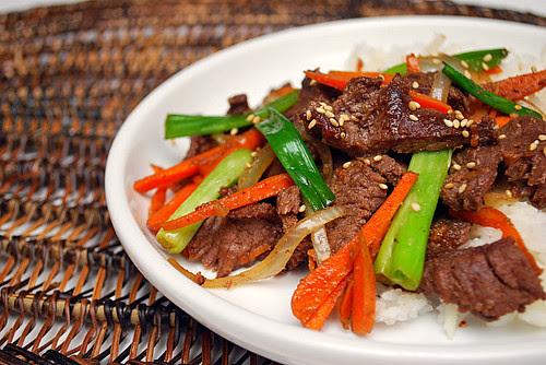 Korean Bulgogi Beef