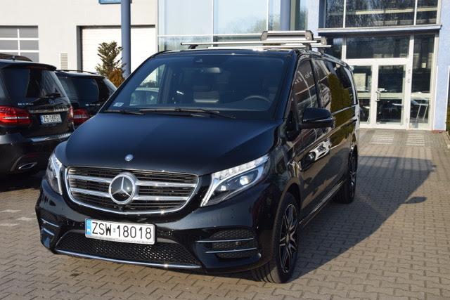 Mercedes Benz V Klasa