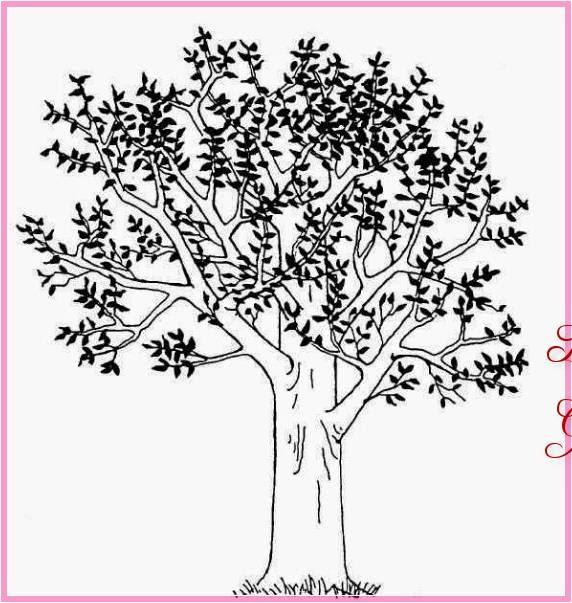 Inspirasi 31 Sketsa Pohon Mangga