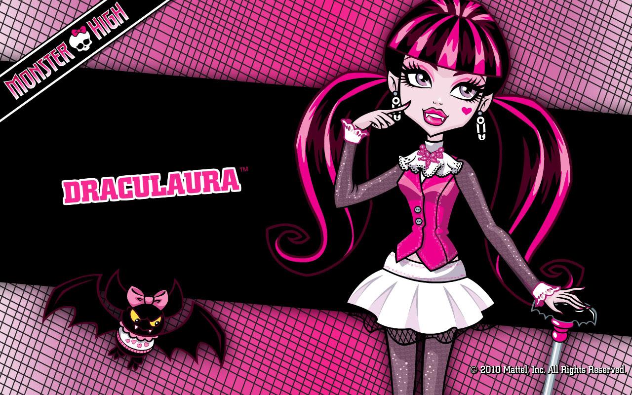 Monster High Monster High Wallpaper 30885419 Fanpop