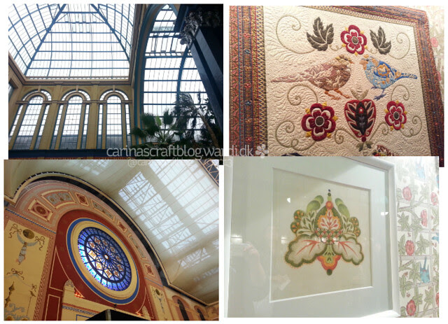Knitting & Stitching Show - Alexandra Palace 2013