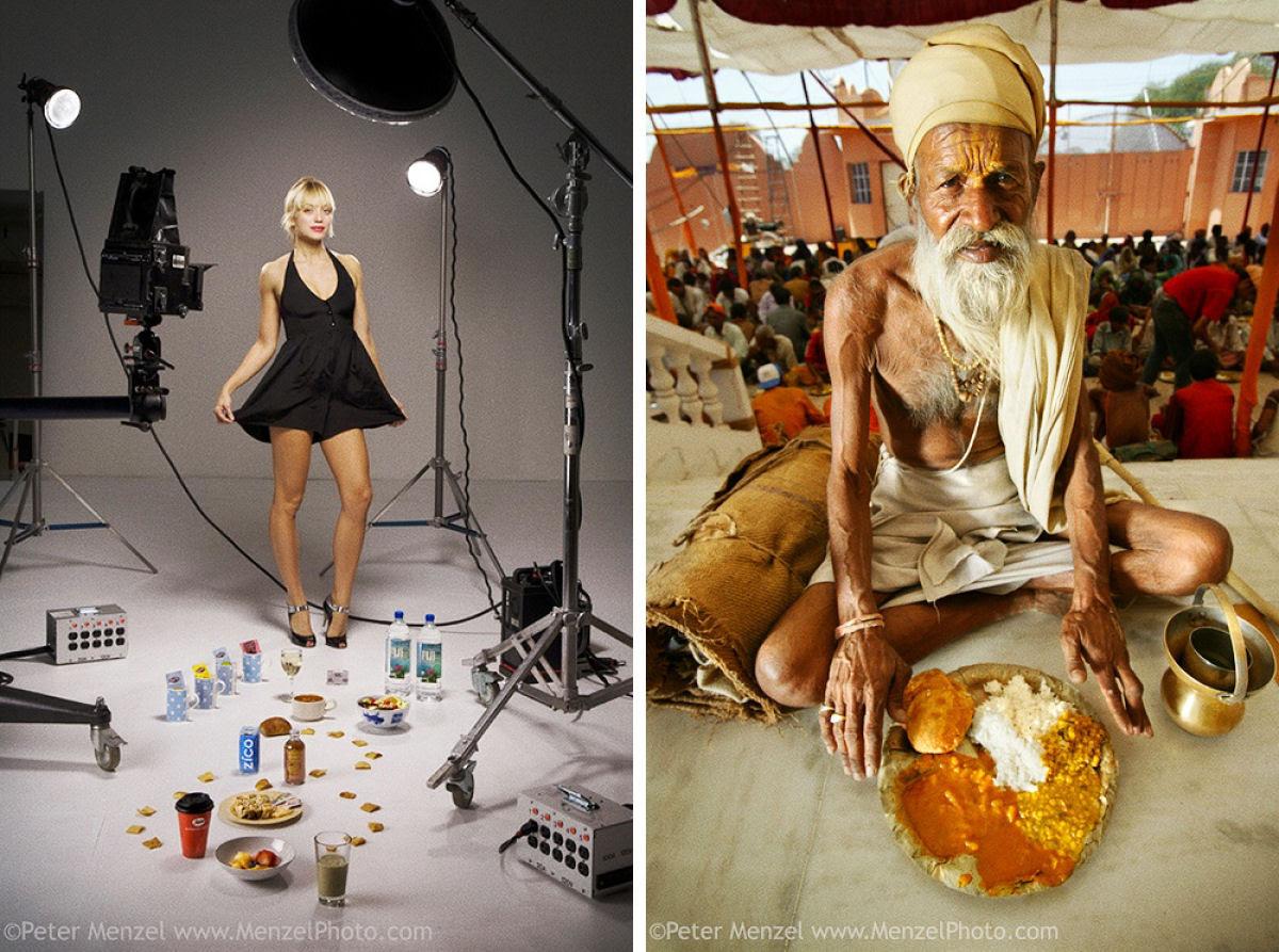O que as pessoas comum comem nos diferentes países do mundo? 09