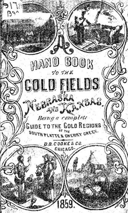 Gold fields of Kansas and Nebraska