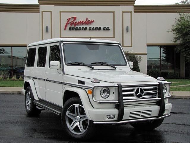 2011 Mercedes-Benz G55 AMG for sale in Springfield, MO ...