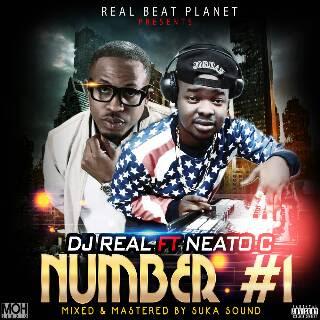 DJ Real Number 1 Art