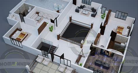 home plan  sq ft bhk floor plan