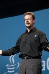 Mike Piech, JavaOne Keynote, JavaOne + Develop 2010 San Francisco