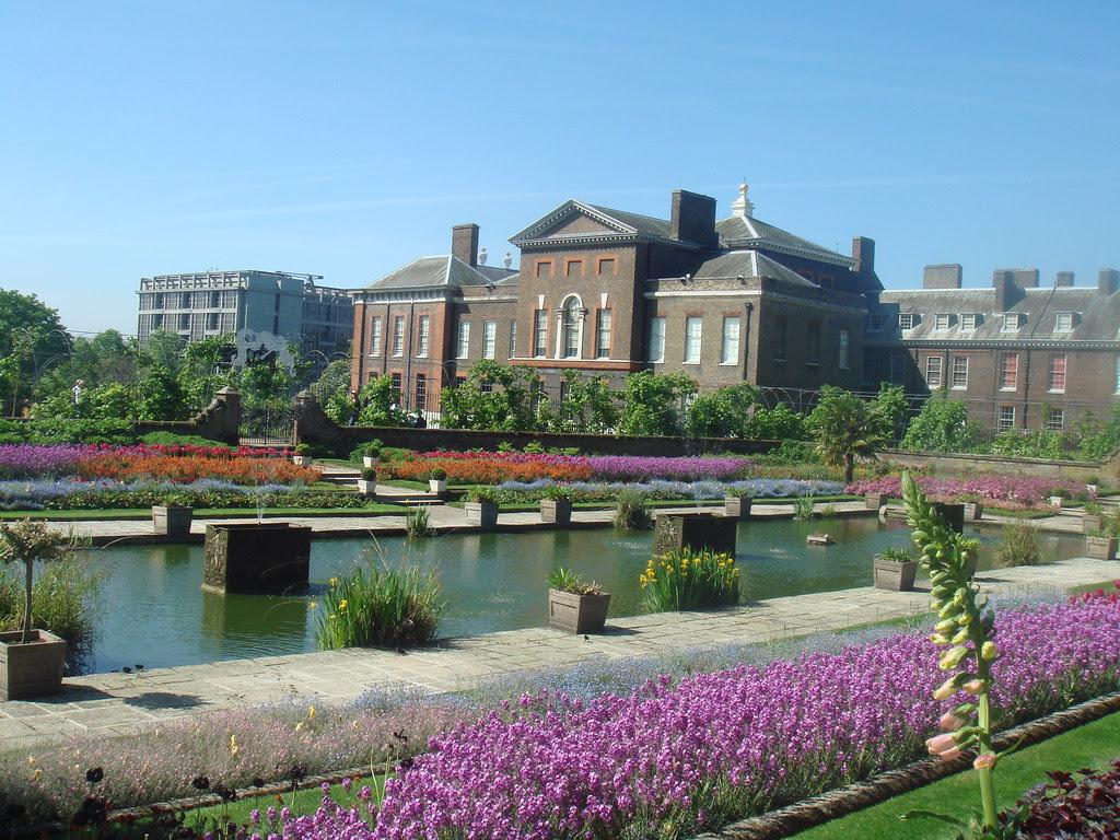 London, Kensington palace