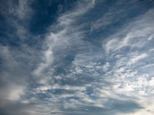 patterns in clouds