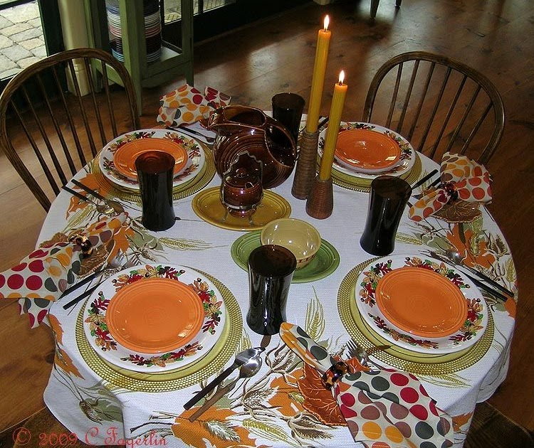 The Little Round Table Quot Fall Fantasy Quot Fiesta For