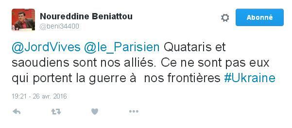 Lunel islamiste Noureddine Beniattou