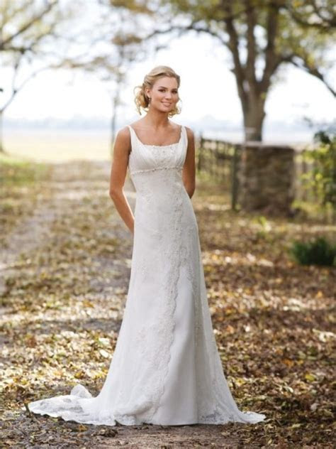 irish country wedding dresses style