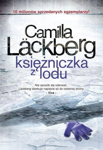 Okładka książki Księżniczka z lodu