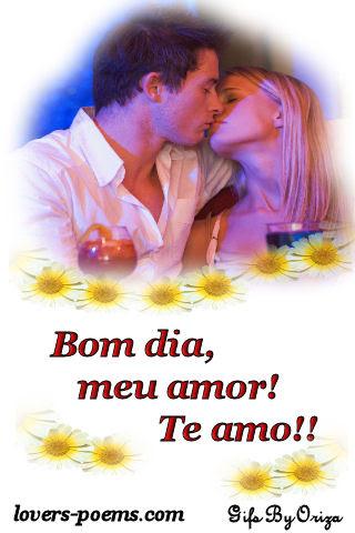 Bom Dia Meu Amor Te Amo 3 Mensagens Romanticas A Volta