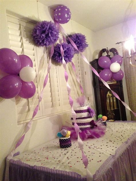 Baby Shower Ideas   Purple Theme. @Lindsey Shoults LOL