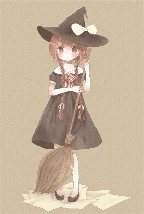 anime girl brown hair braids halloween