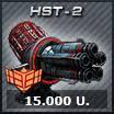 HST-2 roquette helstorm