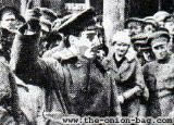 Comrade G: File photo