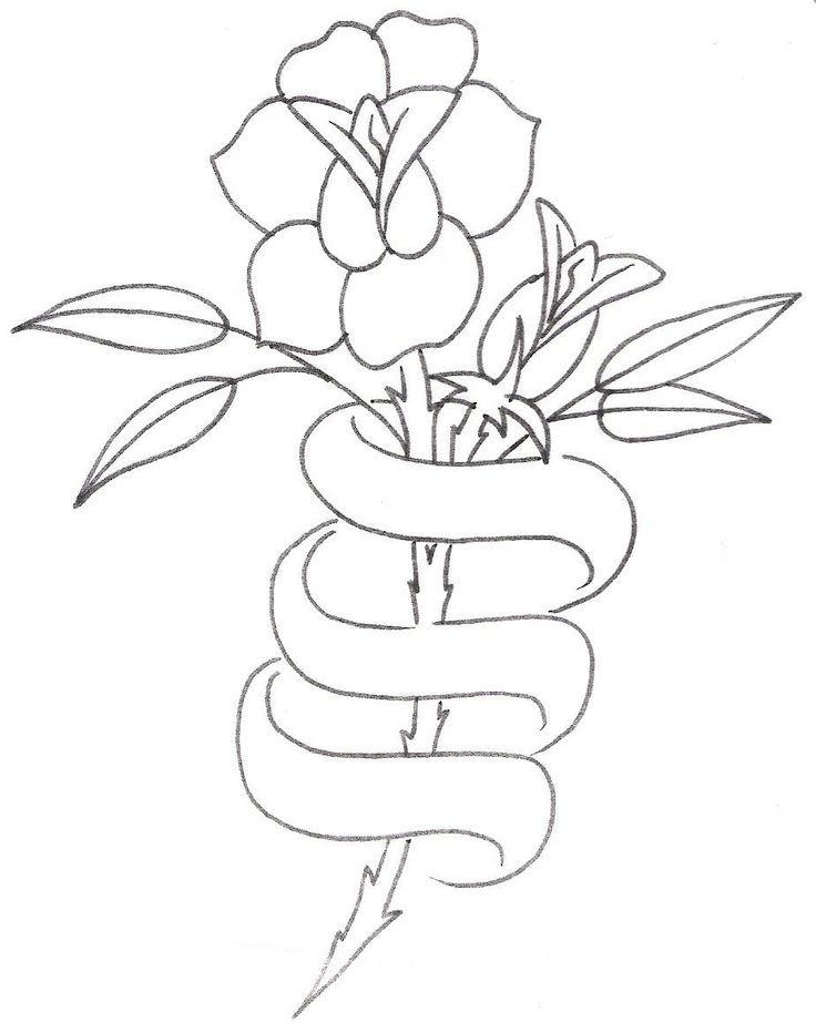 Tattoos Gallery Ribbon Design Tattoos