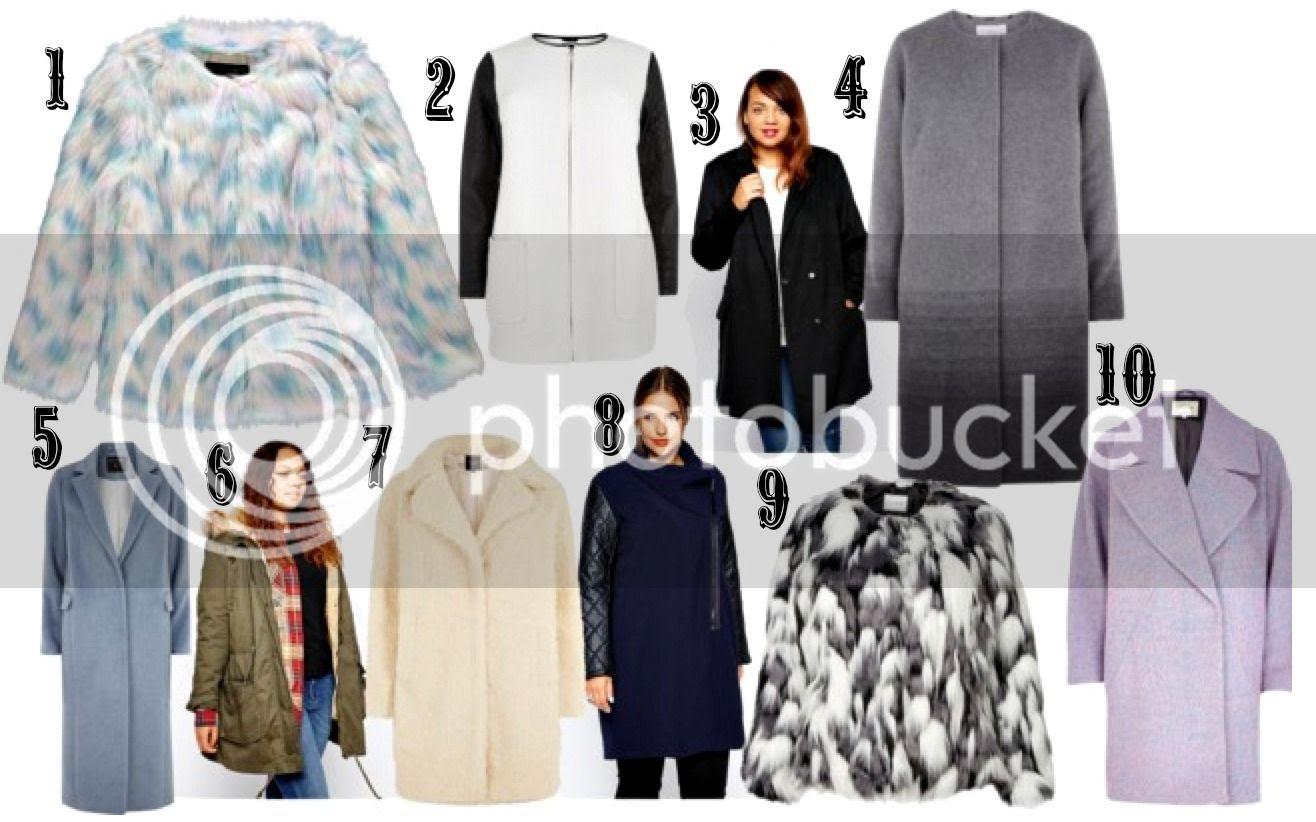 plus size winter coats wantlist toronto ontario blogger fashion jackets 2014