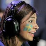 Maya Henckel ett av Sveriges yngsta damproffs inom e-sport