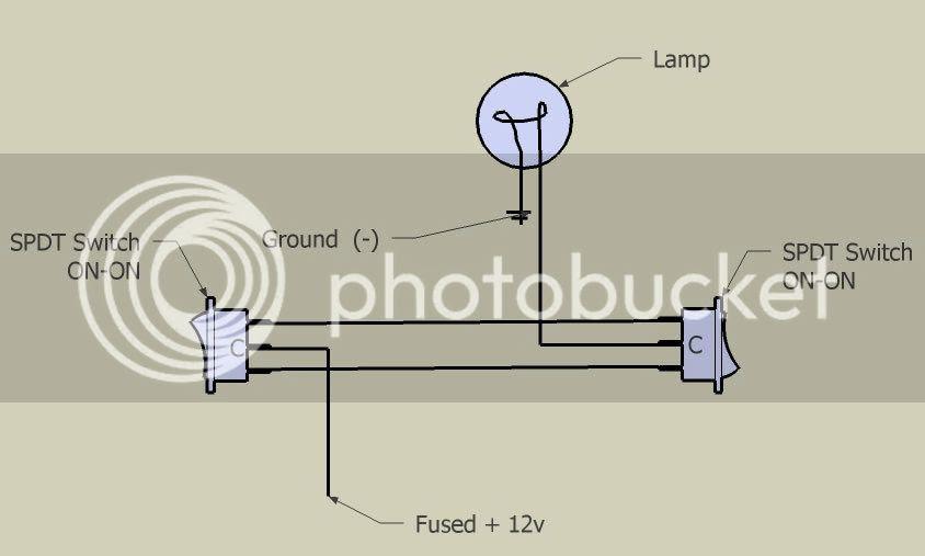 20 Best 12 Volt Rocker Switch Wiring Diagram