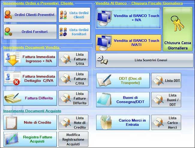 Atlantide tutorial software gestionali per negozio i for Software di progettazione edilizia domestica