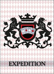 Game: Expedition - 2 player game with a standard deck of cards