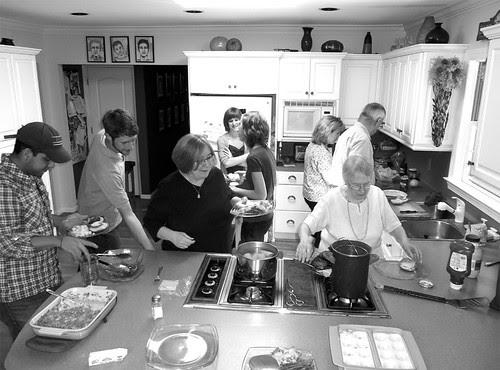 P1010931-2010-05-09-Mothers-Day-Burger-Potato-Asparagus-Corn-Buffet