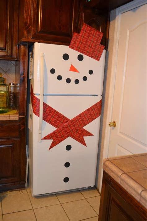 creative handmade decorating ideas  refrigerator