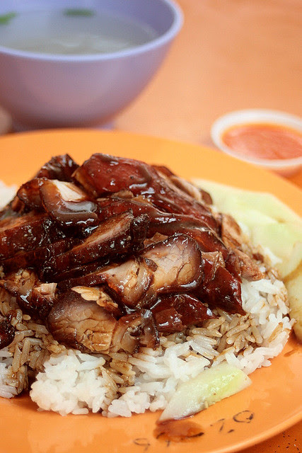 Very good char siew too!