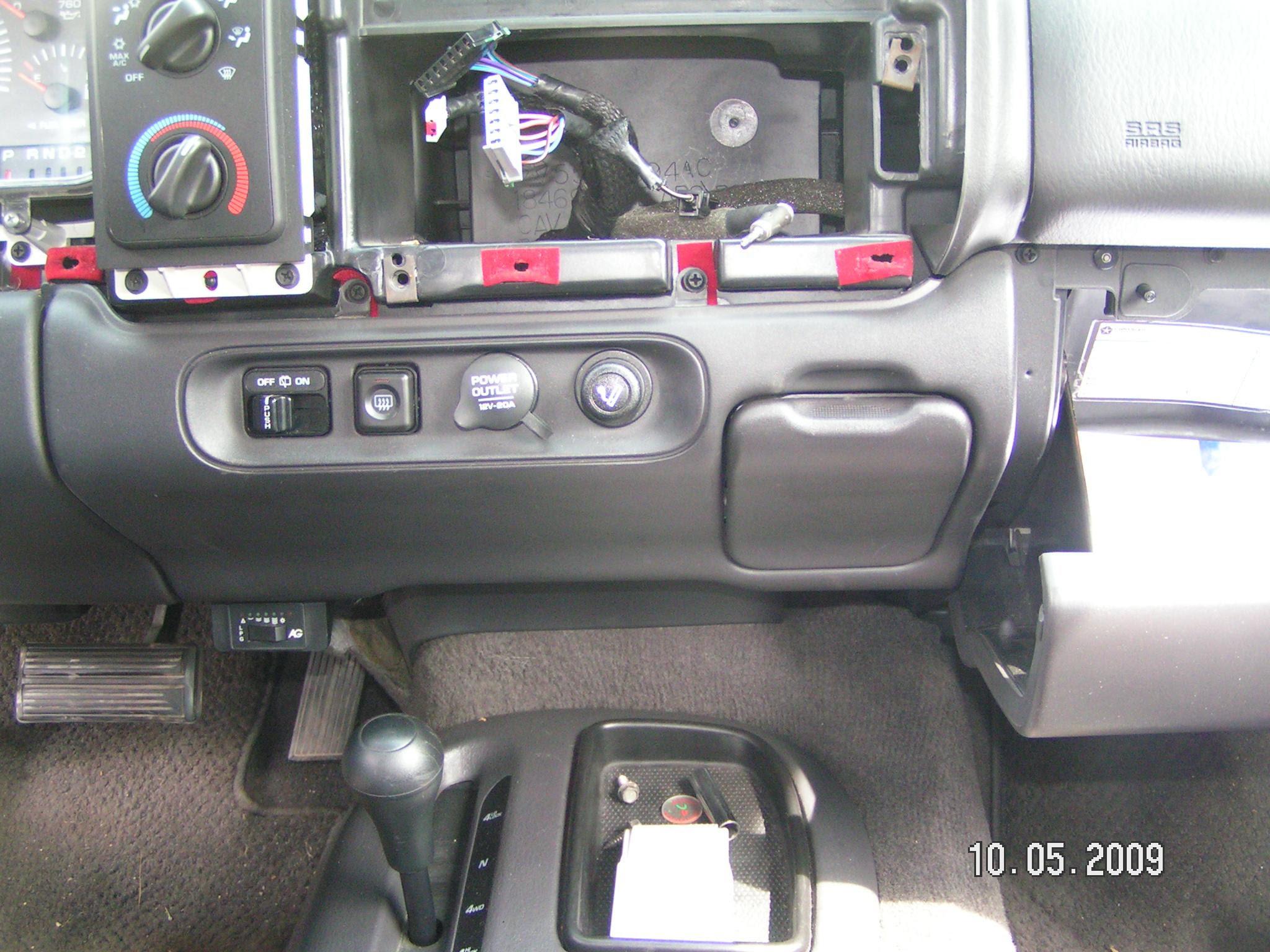 99 Dodge Durango Stereo Wiring Diagram - Wiring Data