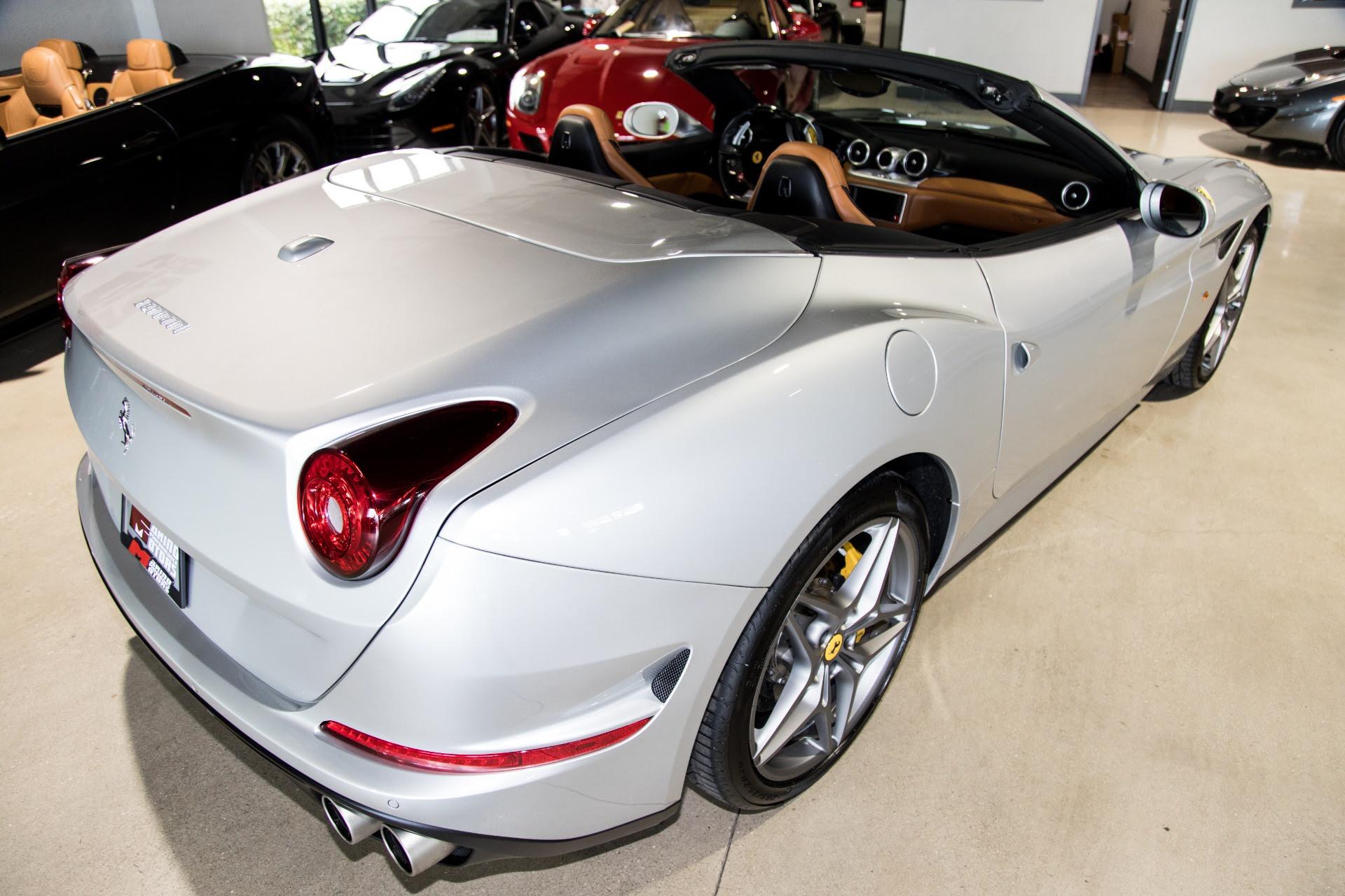 Used 2016 Ferrari California T For Sale ($139,900 ...