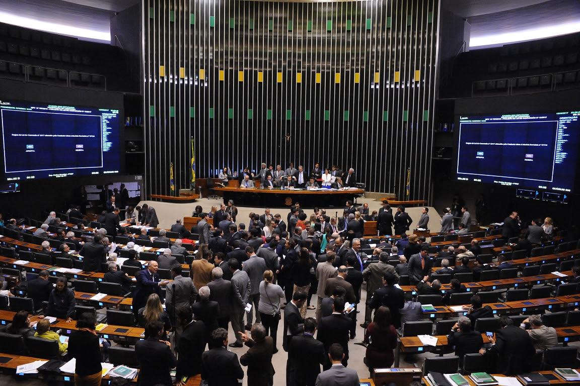Congresso analisa inúmeras propostas que flexibilizam a proteção de Unidades de Conservação. Foto: Luis Macedo / Câmara dos Deputados