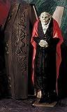 Count Dracula Halloween Prop Animated