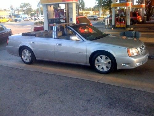 Purchase used 2003 Cadillac DTS Convertible in Oceanside ...