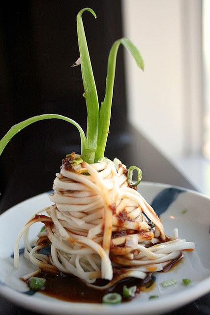 Sichuan Chilled Noodle