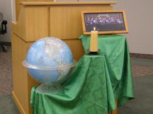 Commissioning Sending Blessing Environment Prayer Yankton Benedictines Sacred Heart Monastery Sisters