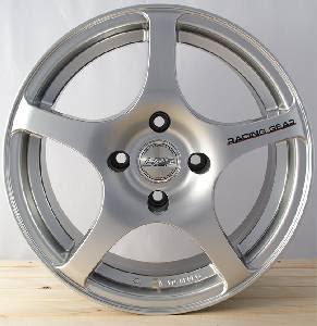 Felgi Aluminiowe Hrs H125 15 4x1080 Et 18 Srebrny 651