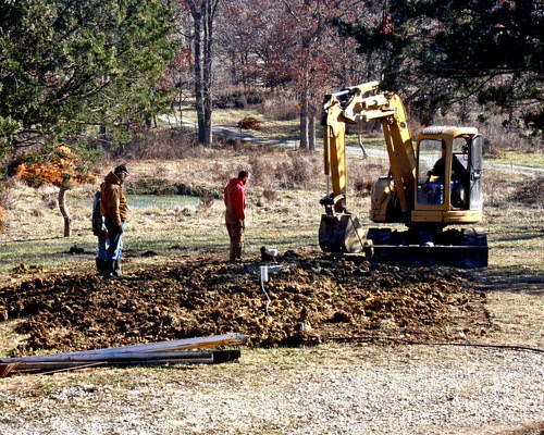 Getting a new Septic Tank!