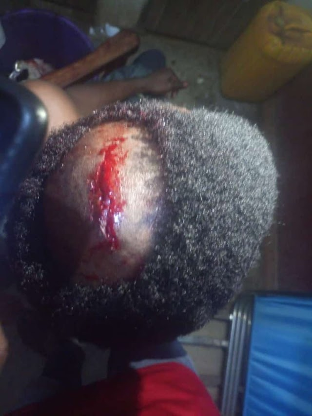 Unrest At FUTMINNA Since Yesterday Evening (Graphic)