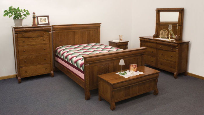 Bedroom Furniture Wisconsin | Amish Bedroom Furniture | Handmade ...