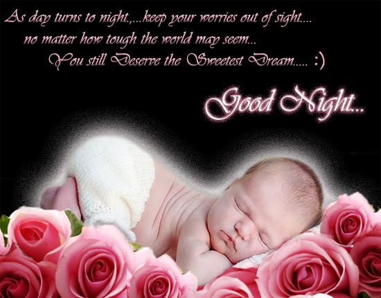 A Sweet Good Nite Wish For Loved Ones Free Good Night Ecards 123