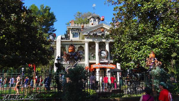 Disneyland Resort, Disneyland, Haunted Mansion, Nightmare Before Christmas Halloween Time, Haunted Mansion Holiday