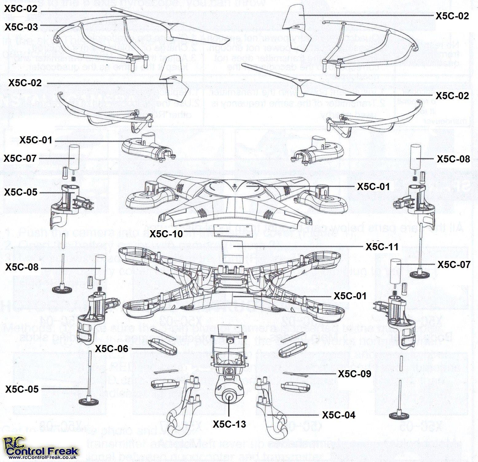 Wiring Diagram  29 Dji Phantom 3 Parts Diagram