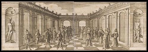 Frauenzimmer Gesprechspiele 1646 (double page)
