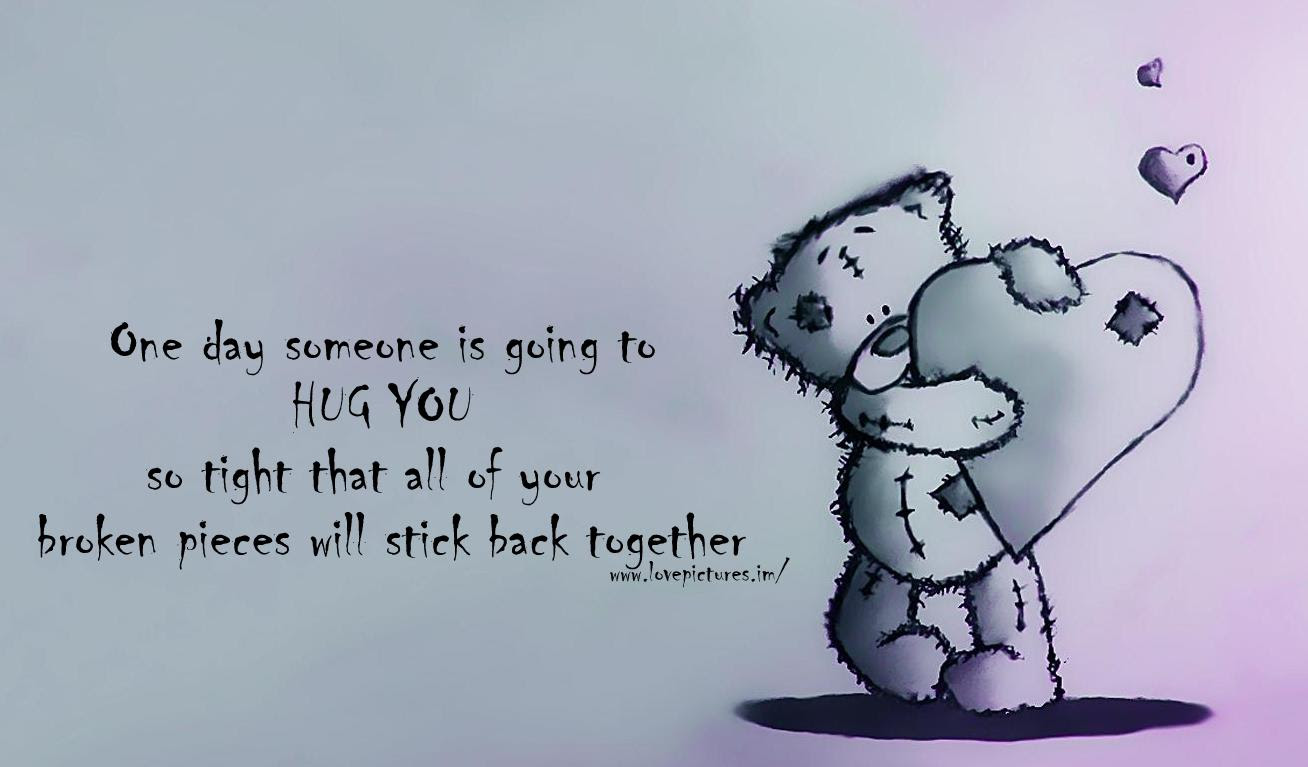 Hug Love Pictures Quotes