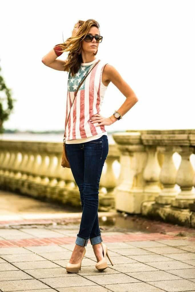 4th of july outfit  18 ideas what to wear on 4th july 2018