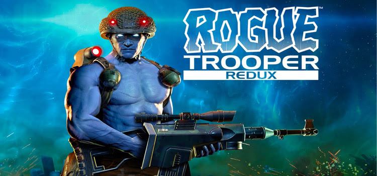 Download Rogue Trooper Redux Free PC Game