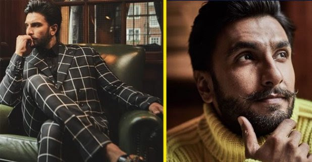 Ranveer Singh's stuns his fans, fellow workers and friends with latest photos